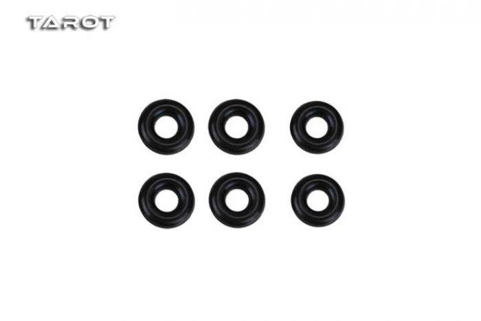 Head Damper O-Rings
