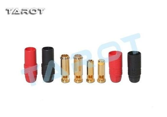 Amass AS150 7mm Anti Spark Connector Pair