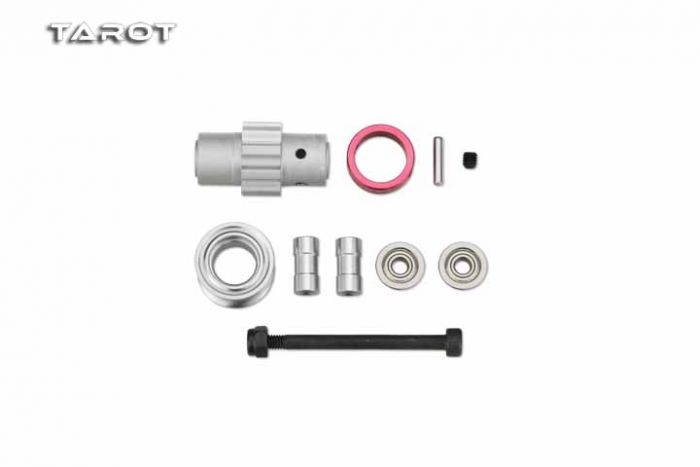 Pro Tail Pulley and Guide Roller