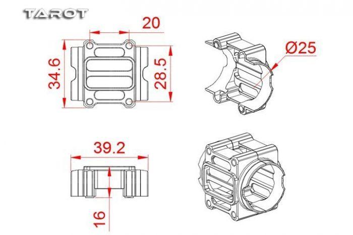 Aluminium Tail Box