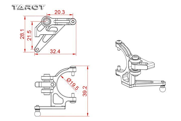 Dual-Contact Tail Mechanism