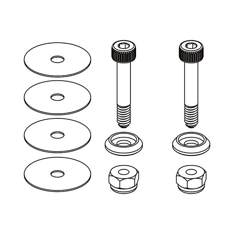 OMPHobby M2 Main Rotor Holder Screw Set