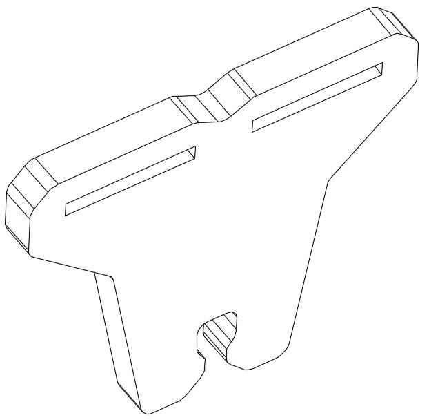 OMPHobby M1 Blade Holder